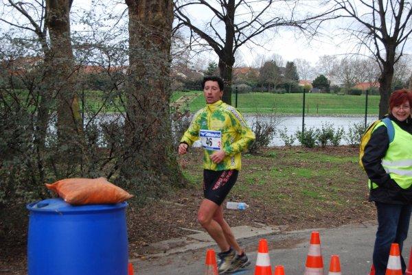 Les Ekiden du Val de Marne Le 18.03.2012