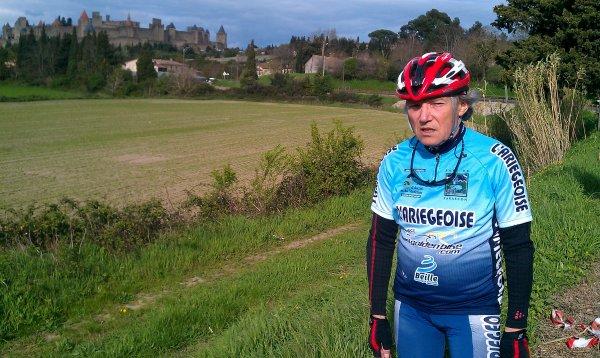 Sortie de Michel C. à Carcassonne (mars 2012)