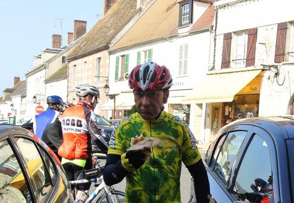 AUDAX 100 KM de Saint-Rémy-lès-Chevreuse (mars 2012)