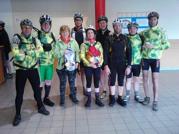 Rando les Amis d'Antoine à Roinville (avril 2012)