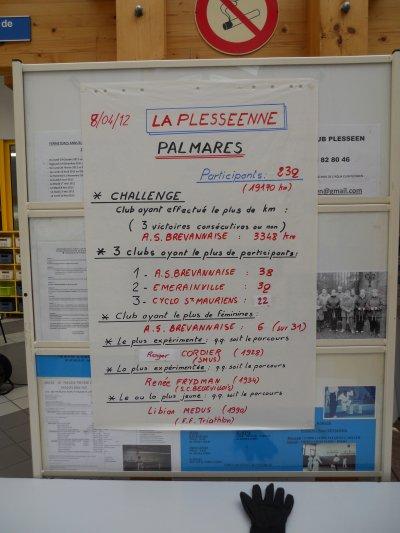 La Plesséenne (avril 2012)