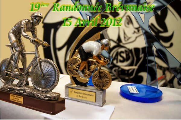 19e Randonnée Brévannaise (avril 2012) 3/3 CR du Président