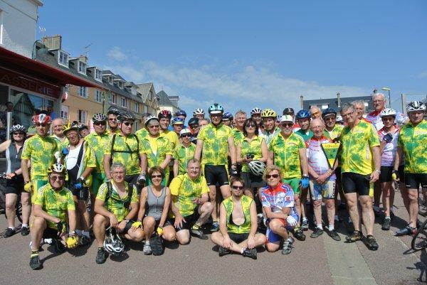 Week-end de Pentecôte à Hauteville-sur-Mer (mai 2012)