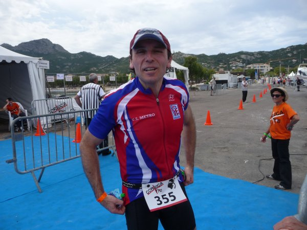 Championnat de France de triathlon longue distance (mai 2012)
