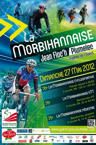 La Morbihannaise Jean Floc'h (mai 2012)