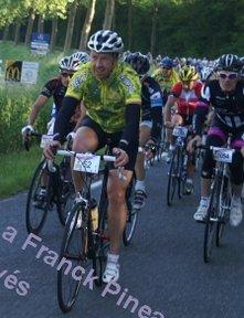 La Franck Pineau, à Auxerre (juin 2012)