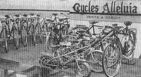 Tonton Vélo, site consacré aux vélos anciens (juillet 2012)