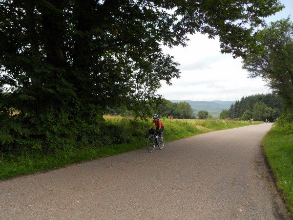 Brevet randonneur du Morvan (juin-juillet 2012)