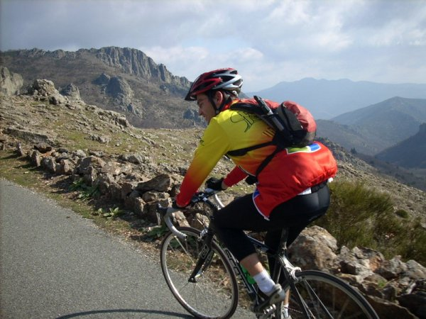 Brevet Cyclo-Montagnard Français 2013
