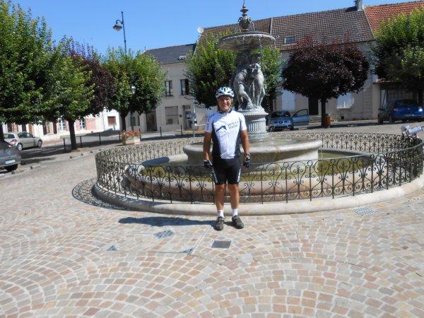 Randonnée de la Vallée de la Marne 300 km (août 2012) 1/2