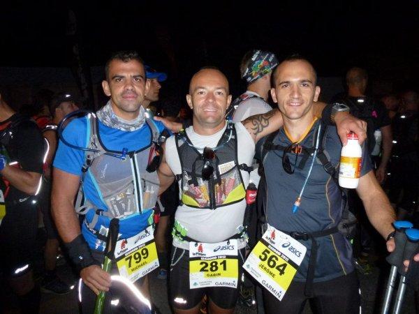 """Trail """"la 6000D"""" avec Gabin (juillet 2012)"""