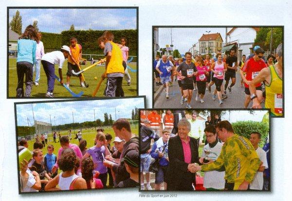 Conseil sportif et fête des sports (septembre 2012)