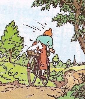 Lettre ouverte à Tintin (septembre 2012)