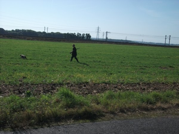 Randonnée au Pays de l'Ourcq (septembre 2012)