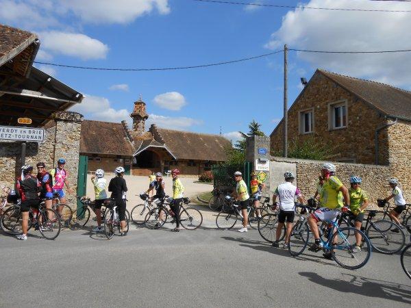 Rencontre avec les CycloTouristes Belfortains (septembre 2012)