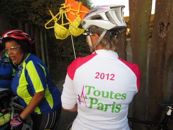 Toutes à Paris (septembre 2012): les Val-de-Marnaises