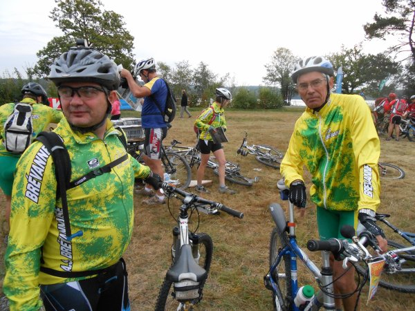 VTT Gamelle Trophy (septembre 2012)