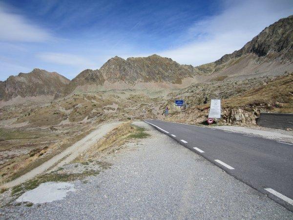 Guy dans les Alpes du Sud (septembre 2012)
