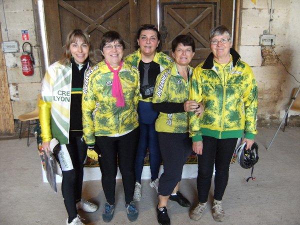 La Mandrinne, Mandres-les-Roses (octobre 2012) 3/3 CR du Président