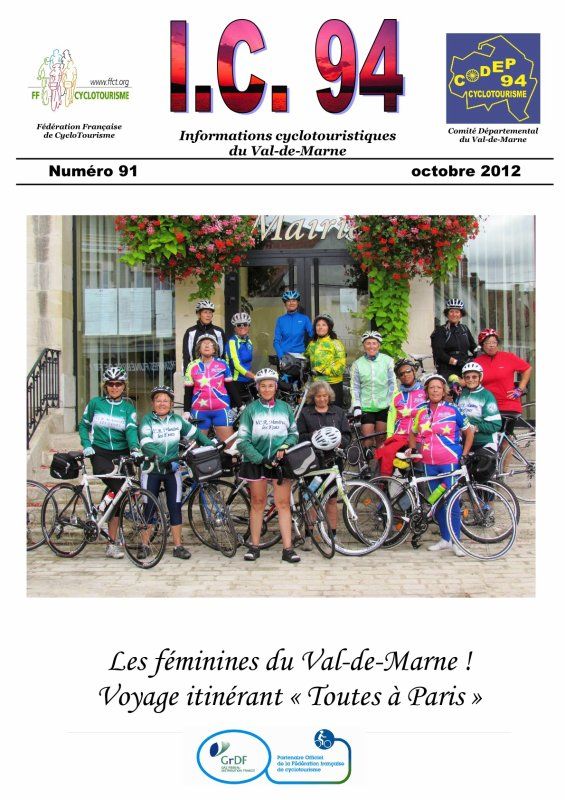 Revue de presse (novembre 2012)