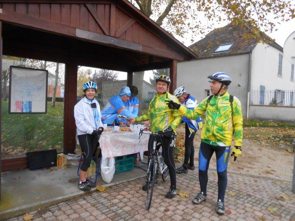 Rallye du CSM 13 (novembre 2012)