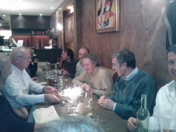 Repas des Cyclosportifs (novembre 2012)
