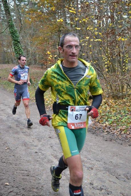 Vétathlon de Buthiers - 24/11/2012