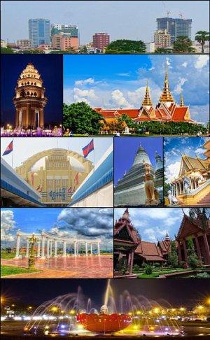 Voyage au Cambodge de Daniel Pillavoine (janvier 2013) 1