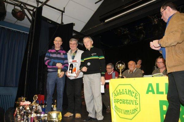Assemblée Générale ASB Cyclo VTT (janvier 2013): le CR de JPB
