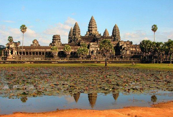 Voyage au Cambodge de Daniel Pillavoine (janvier 2013) 2