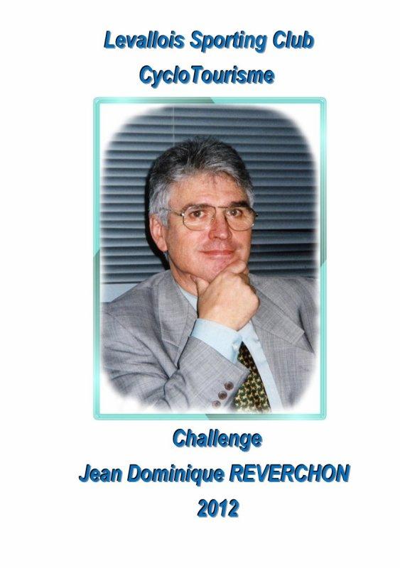 Challenge Jean-Dominique Reverchon (février 2013)