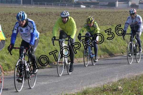Cyclosportive: Jacques Gouin (mars 2013) 2/2