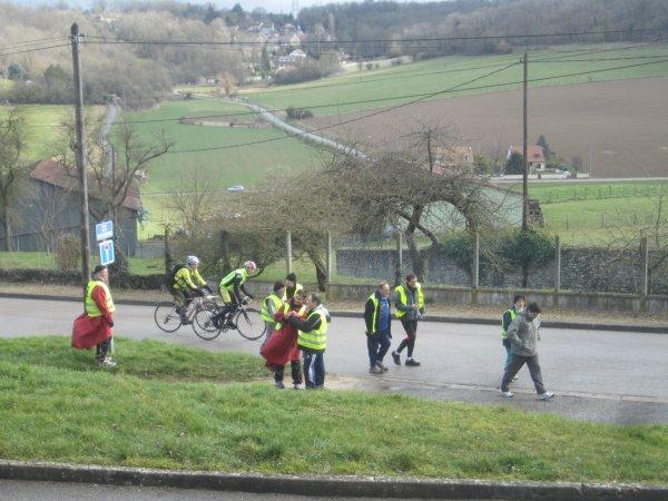 Randonnée des Hauts de Gally, Noisy-le-Roi (mars 2013) 1/2