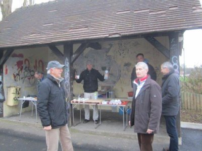 Randonnée des Hauts de Gally, Noisy-le-Roi (mars 2013) 2/2