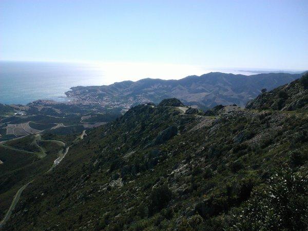 Col de Banyuls et Tour Madeloc (Mai 2013) par Manu