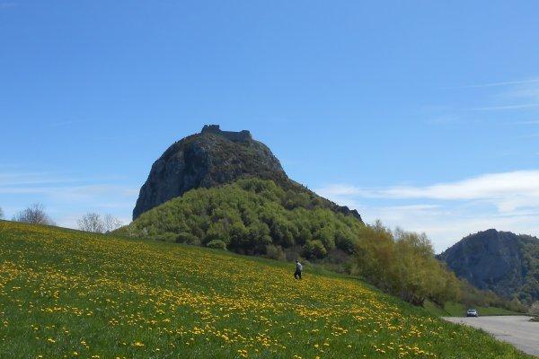 Décrassage à Montségur, Ariège (7 mai 2013), par Claude