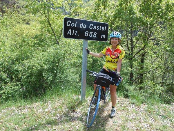 Autour des Gorges de l'Aude (8 mai 2013), par Claude