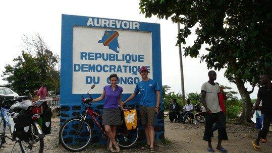 Voyage à vélo: De Goma au Cap, par JPG