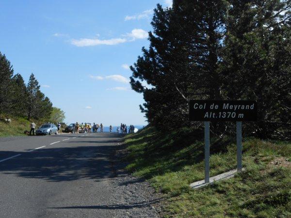 Cols de l'Ardéchoise et Club des Cent Cols (juin 2013), par Claude