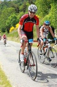 Cyclosportive: L'Ardéchoise -220 km (15 juin 2013), par Manu