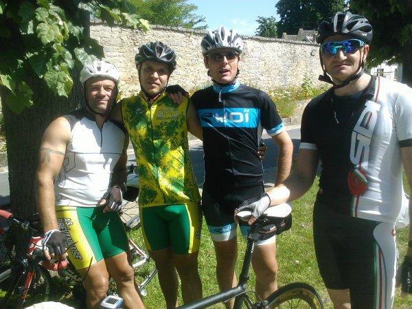 Rallye de Montgeron, 110e anniversaire du Tour de France (juin 2013), par Manu