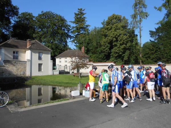 Rallye de Montgeron, 110e anniversaire du Tour de France (juin 2013), par JPB