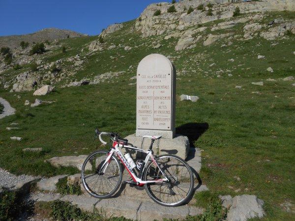 La Classe Cycle des Trois Cols (22 juillet 2013), par Claude 1/2