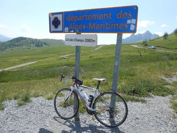 La Classe Cycle des Trois Cols (22 juillet 2013), par Claude 2/2
