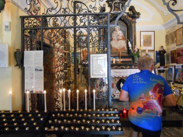 Euro PN 2013: la Madonna del Ghisallo (19 septembre 2013), par Claude