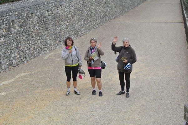 Mini-séjour Féminines « Les châteaux de la Loire » (12 au 15 septembre 2013), par Arlette