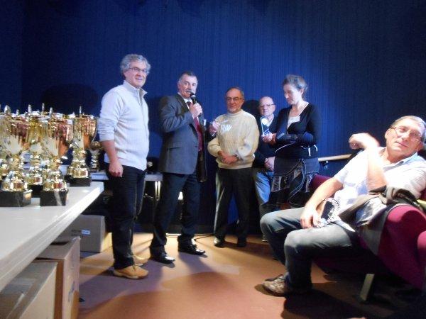 Grand Or, challenge individuel du CODEP 94 (novembre 2013), par Claude