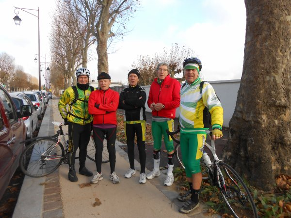 Rallye du Métro (1/12/2013), par JPB