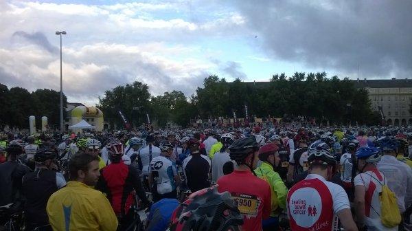 L'ETAPE DU TOUR « PAU-HAUTACAM » 148 km et 3850m D+ Dimanche 20 Juillet 2014