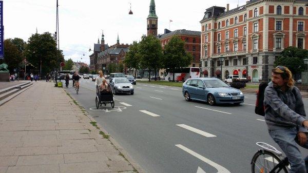 MALMOE au sud de la Suède est  ville jumelle de COPENHAGUE capitale du Danematk